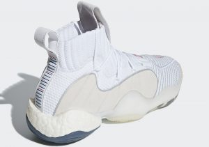 Adidas Crazy BYW Cloud White/Collegiate Navy/Bright Red
