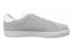 Adidas Daily Line Grau (Clear Onix/Clear Onix/Ftwr White)