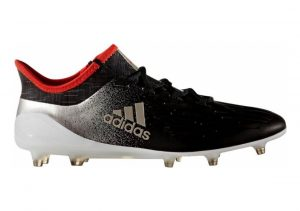Adidas X 17.1 Firm Ground Black (Negbas/Metpla/Rojbas Negbas/Metpla/Rojbas)