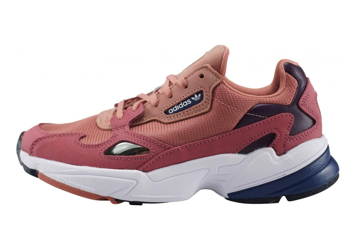 Adidas Falcon Raw Pink/Raw Pink/Dark Blue