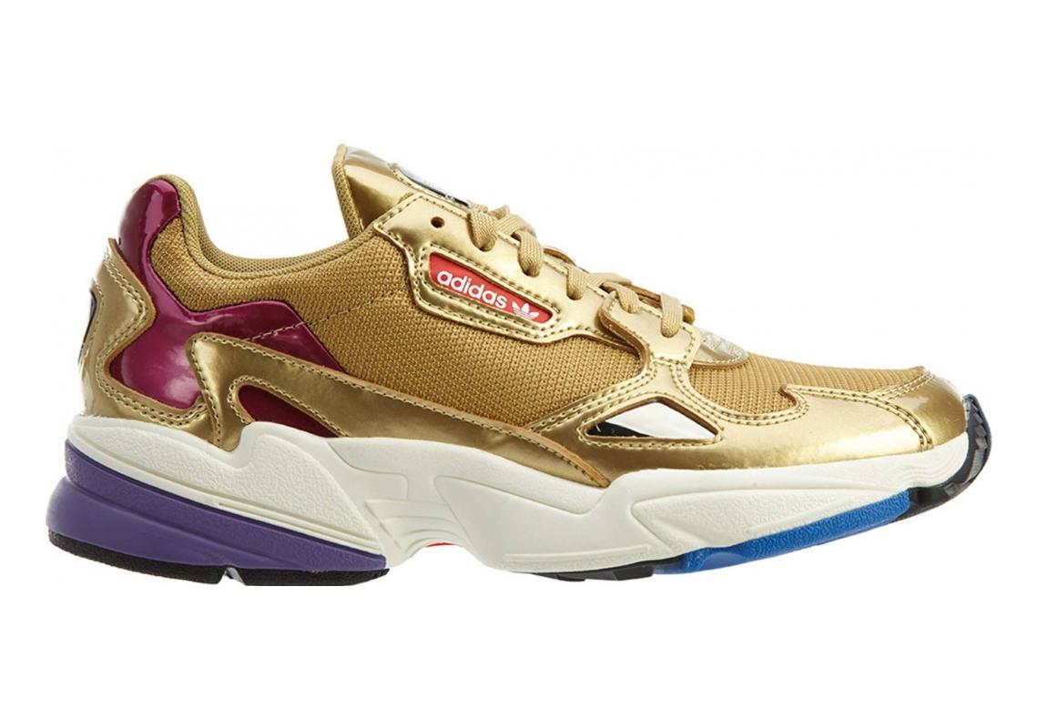 Adidas Falcon Gold