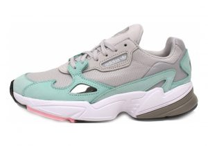 Adidas Falcon Grey/Grey/Easy Green