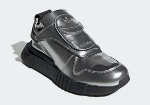 Adidas Futurepacer Metallic Silver