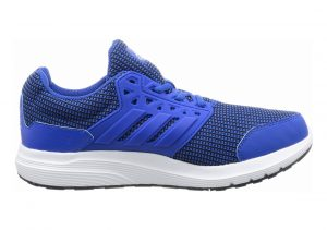 Adidas Galaxy 3.1 Blu ( Azul/Azul/Maruni)