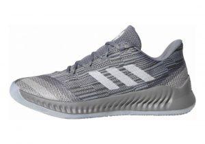 Adidas Harden B/E 2 Grey Three/Cloud White/Blue Tint