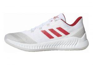 Adidas Harden B/E 2 White/Power Red/White