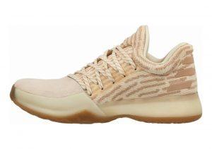 Adidas Harden Vol. 1 Primeknit Beige