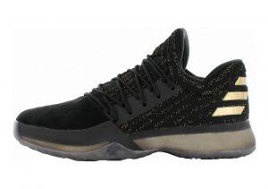 Adidas Harden Vol. 1 Primeknit schwarz/gold