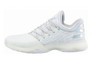 Adidas Harden Vol. 1 Primeknit weiß