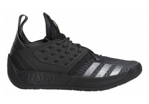 Adidas Harden Vol. 2 Core Black / Grey / Iron Metallic