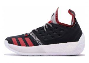 Adidas Harden Vol. 2 Black/Scarlet/Grey