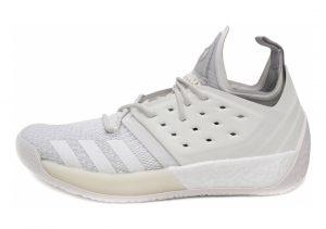 Adidas Harden Vol. 2 Grey-cloud White