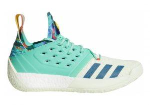 Adidas Harden Vol. 2 Hi Res Green-aero Green-navy