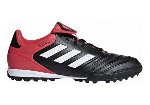 Adidas Copa Tango 18.3 Turf  Core Black/White/Real Coral