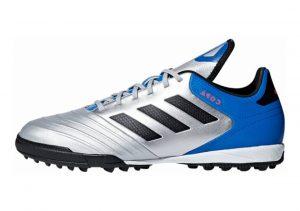 Adidas Copa Tango 18.3 Turf  Argento (Silvmt/Cblack/Fooblu Silvmt/Cblack/Fooblu)