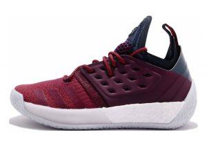 Adidas Harden Vol. 2 Red/White