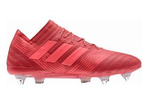 Adidas Nemeziz 17.1 Soft Ground rot