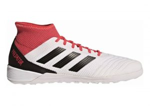 Adidas Predator Tango 18.3 Indoor White (Wei/u00df / Rot / Schwarz Wei/u00df / Rot / Schwarz)