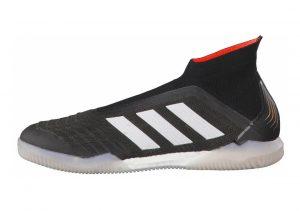 Adidas Predator Tango 18+ Indoor Black (Cblack/Ftwwht/Solred Cblack/Ftwwht/Solred)