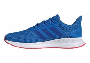 Adidas Runfalcon Blau (True Blue/Collegiate Royal/Shock Red 0)