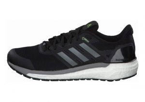 Adidas Supernova GTX Black (Core Black/Grey Three F17/Hi/Res Yellow)
