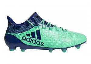 Adidas X 17.1 Firm Ground Aero Green/Unity Ink/Hi/Res Green