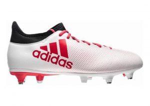 Adidas X 17.3 Soft Ground Bianco (Ftwwht/Reacor/Cblack Ftwwht/Reacor/Cblack)