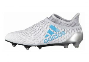 Adidas X 17+ Purespeed Firm Ground Grey