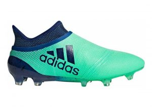 Adidas X 17+ Purespeed Firm Ground Green