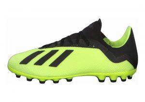 Adidas X 18.3 Artificial Grass  gelb