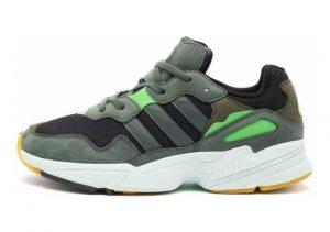 Adidas Yung-96  GREEN