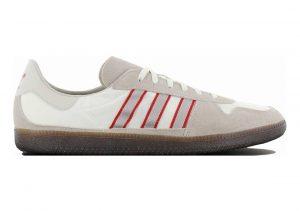 Adidas Hulton SPZL Beige / Clear Brown / Clear Granite / Scarlet