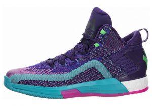Adidas J Wall 2 Boost Lila