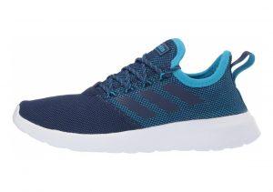 Adidas Lite Racer Reborn Dark Blue/Dark Blue/Shock Cyan