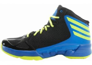 Adidas Mad Handle Black/Blast Blue/Electricity