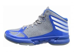 Adidas Mad Handle Gris - Grau (Tech Grey F12 / Running White Ftw / Blue Beauty F10)