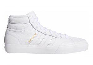 Adidas Matchcourt High RX2 Bianco (Ftwwht/Ftwwht/Gold Mt Ftwwht/Ftwwht/Gold Mt)