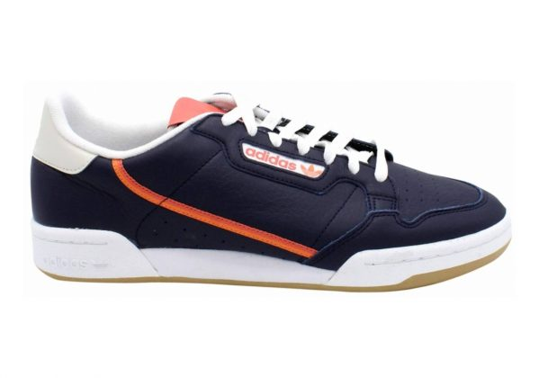 Adidas Continental 80 Navy/Red/White