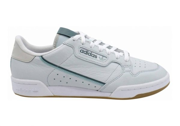 Adidas Continental 80 Blue Tint/Green/White