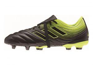 Adidas Copa Gloro 19.2 Firm Ground Black/Black/Solar Yellow