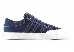 Adidas Matchcourt x Bonethrower Blau (Maruni / Ftwbla / Rot)