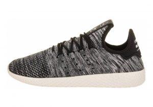 Pharrell Williams Tennis Hu Primeknit Chalk White-core Black-footwear White