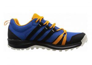 Adidas Tracerocker Azul / Black / Blanco (Eqtazu / Negbas / Blatiz)