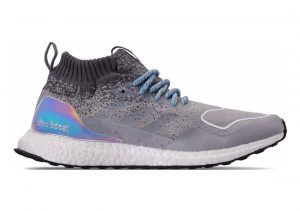 Adidas Ultra Boost Mid Silver