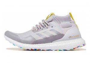 Adidas Ultra Boost Mid Grey