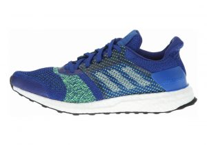 Adidas Ultra Boost ST Collegiate Royal/White Tint/Shock Lime