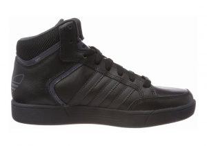 Adidas Varial Mid Nero (Cblack/Dgsogr/Cblack Cblack/Dgsogr/Cblack)