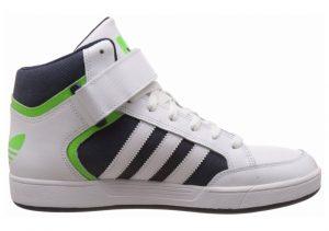 Adidas Varial Mid Blanco (Ftwbla / Versol / Maruni)