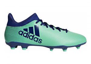 Adidas X 17.3 Firm Ground Green