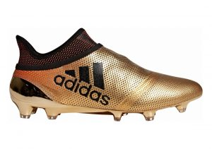 Adidas X 17+ Purespeed Firm Ground Gold